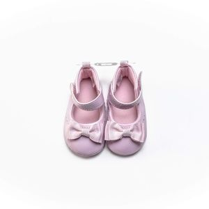 Gerber Shoes - Gerber Baby Girl Crib Shoes Size 3=6-9m